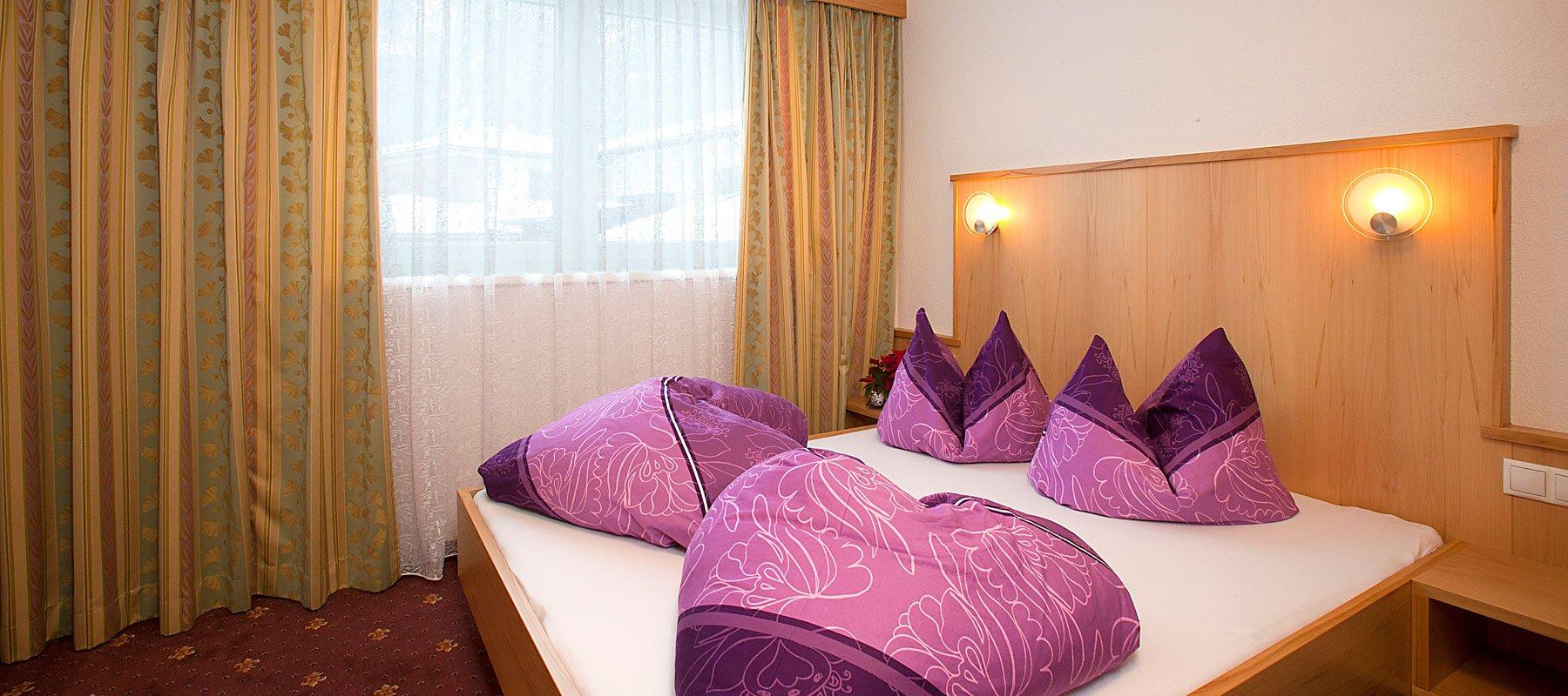 Zimmer im Haus Alpenflora