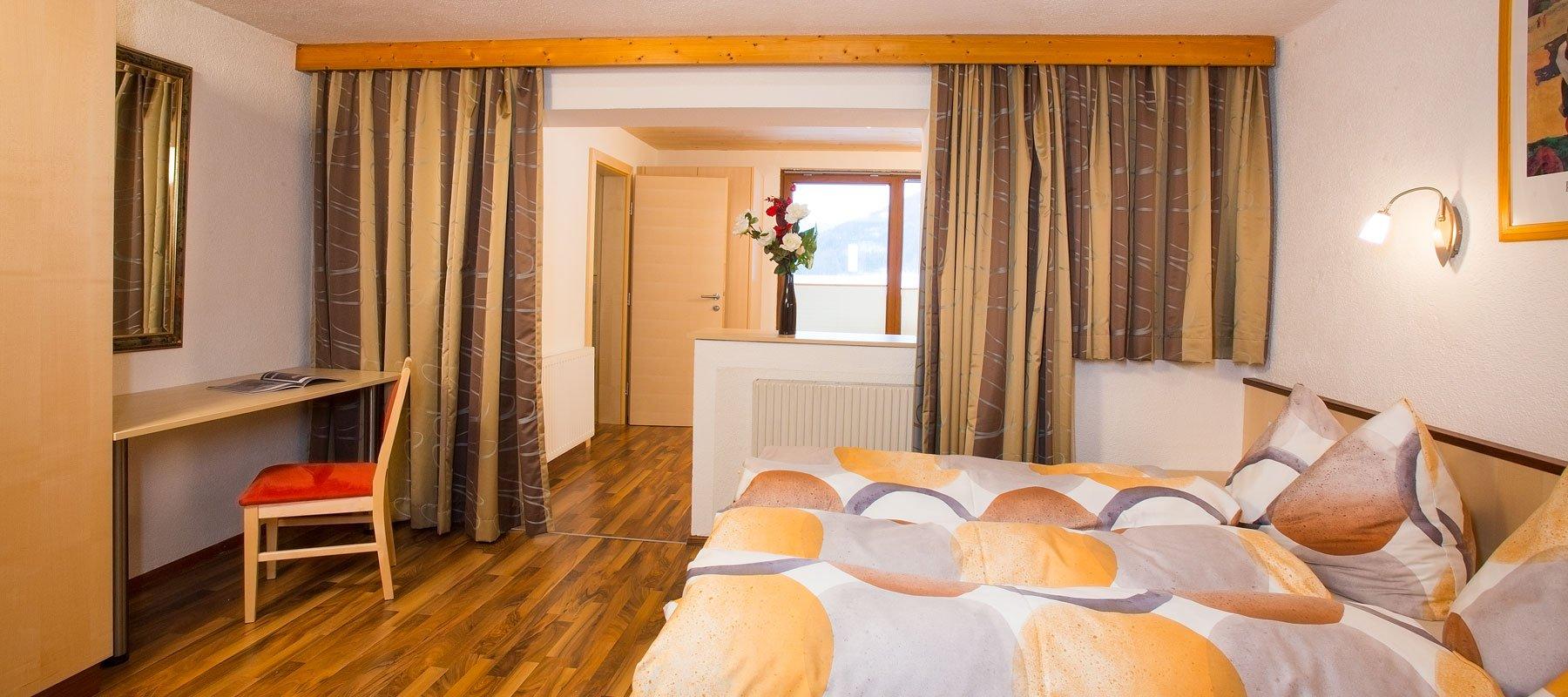 Zimmer im Haus Florentine