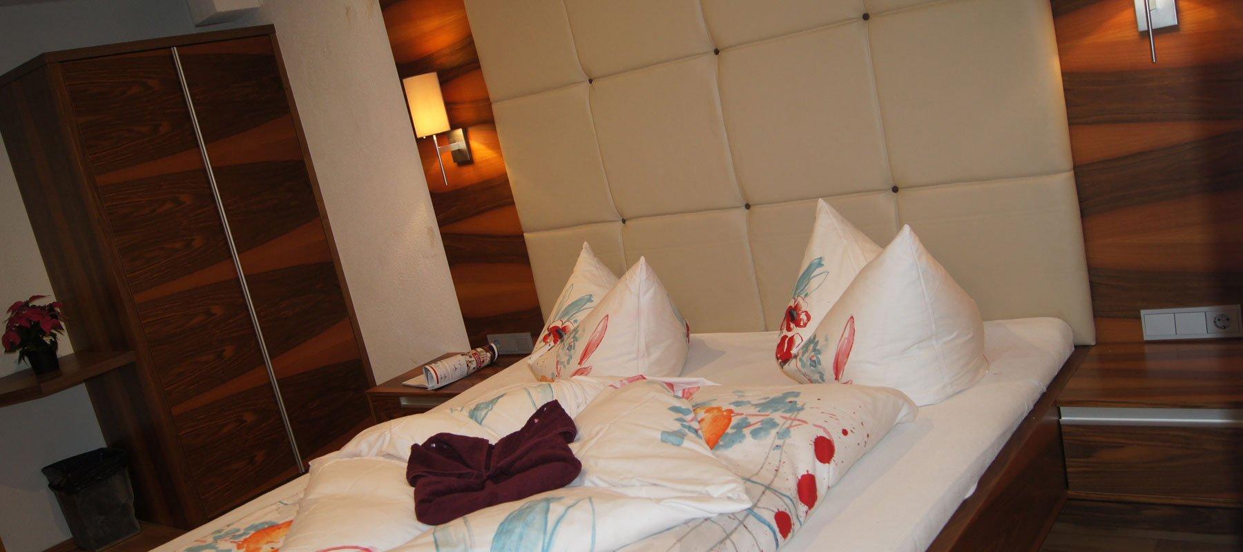 Zimmer im Haus Alpenroyal