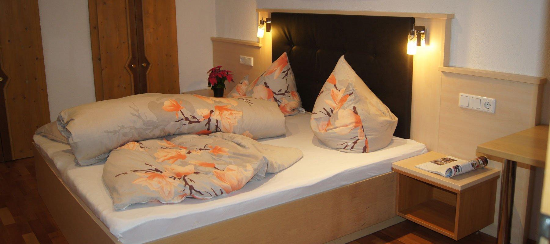 Haus Alpenroyal Doppelzimmer
